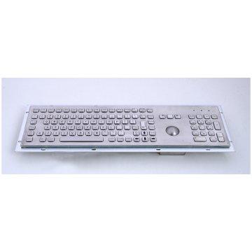 Металлическая клавиатура TG-PC-F3