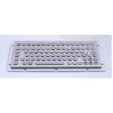 Металлическая клавиатура TG-PC-F1