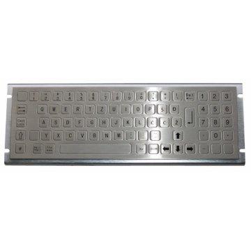 Металлическая клавиатура TG-PC-E
