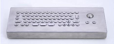 Металлическая клавиатура TG-PC-MINI-T-Desk